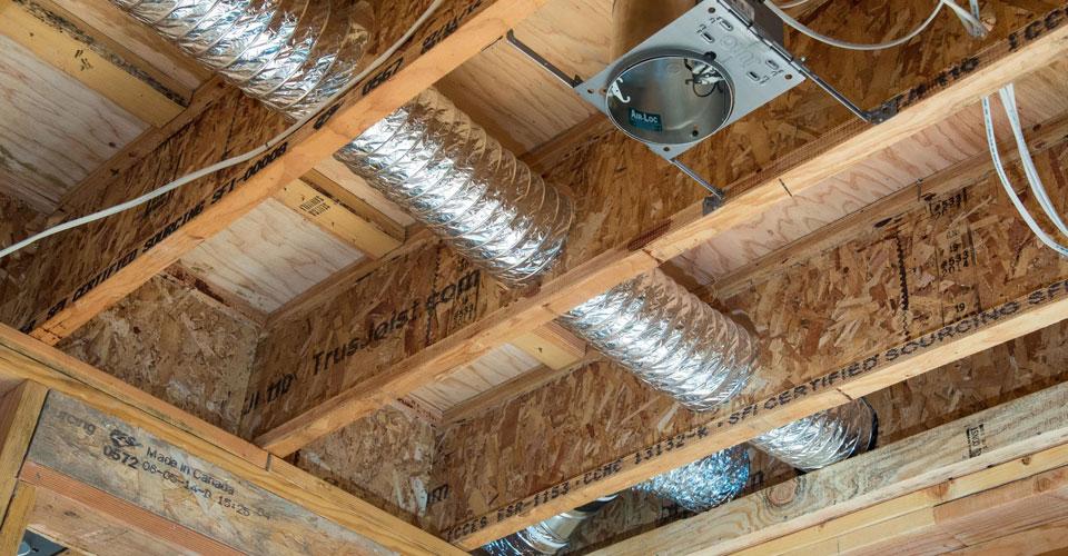 Engineered I Joists Peterborough Truss Floor Ltd