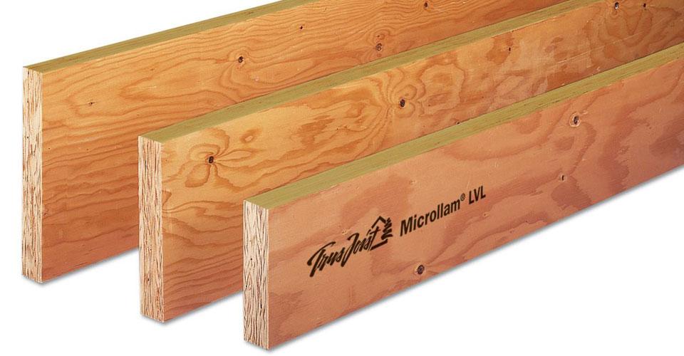 Lvl microllam peterborough truss floor ltd